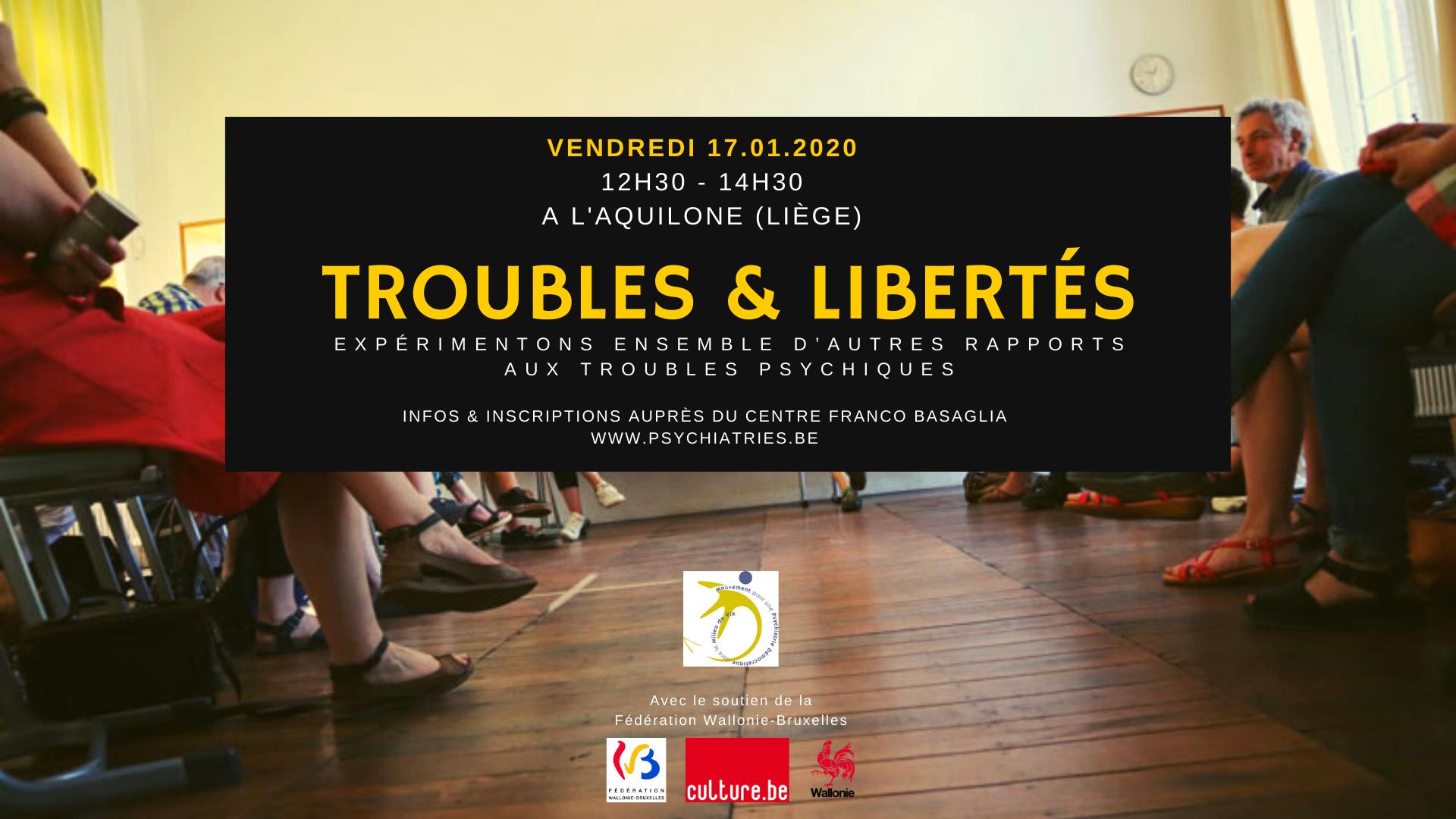"""Collectif """"Troubles & Libertés"""""""