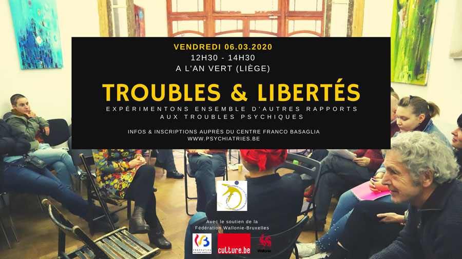 Collectif Troubles et Libertés - mars 2020