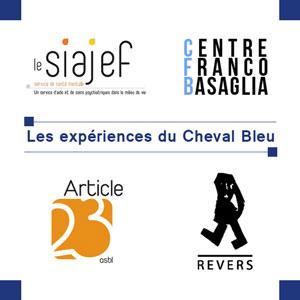 les expériences du Cheval Bleu