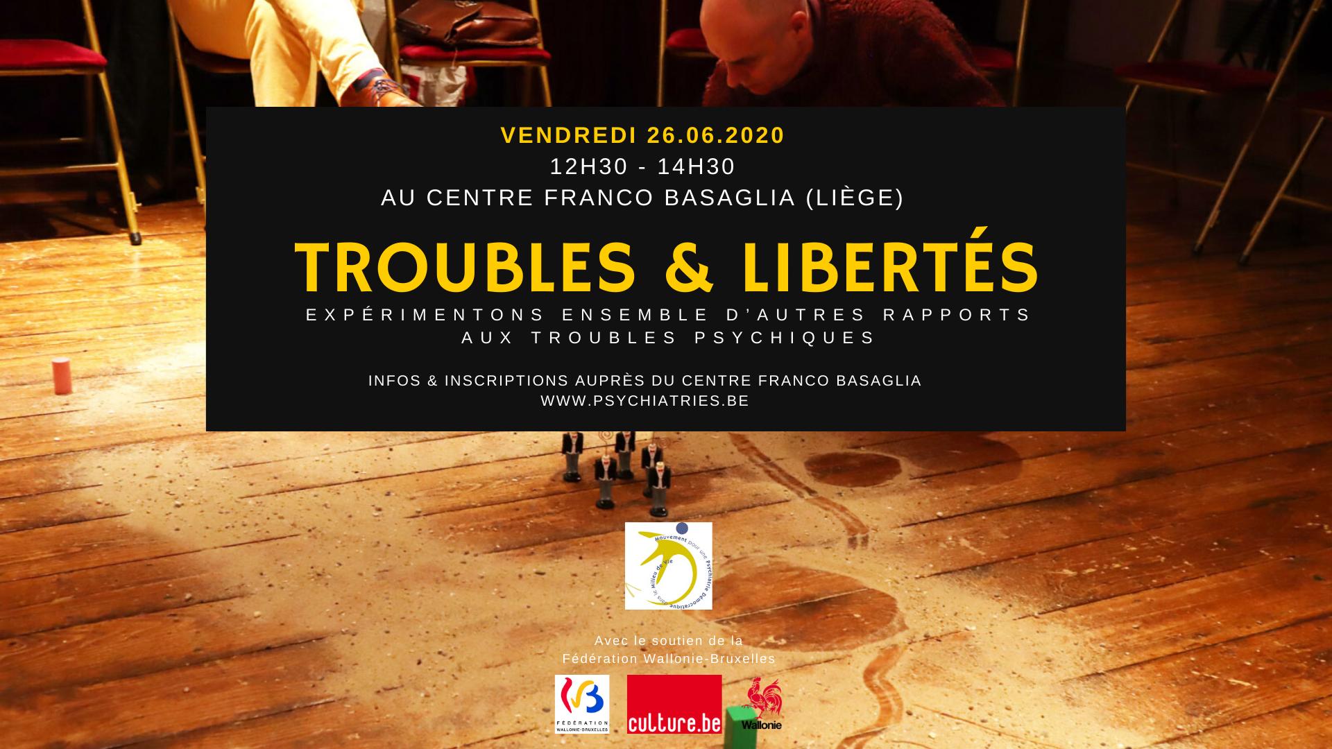 Troubles & Libertés - juin 2020